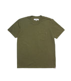Pocket T-Shirt - Army Green