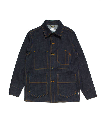 Chore Jacket- Denim