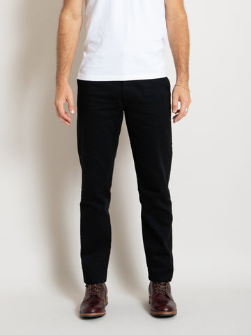 Arc Pant - Black Denim
