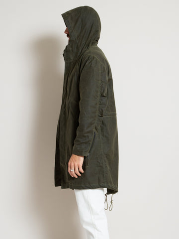 MIL-SPEC FISHTAIL PARKA - OLIVE