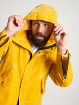 MIL-SPEC FISHTAIL PARKA - YELLOW