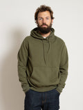 Hooded Sweatshirt - Army Green