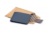 Bellroy Low Down Slim Wallet - Blue Steel