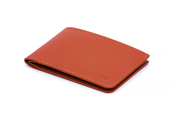 Bellroy Low Down Slim Wallet - Tamarillo