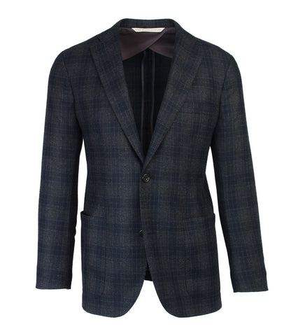 "The ""Cuban"" Freeman Sportcoat - 9 oz. Wool/Cashmere"