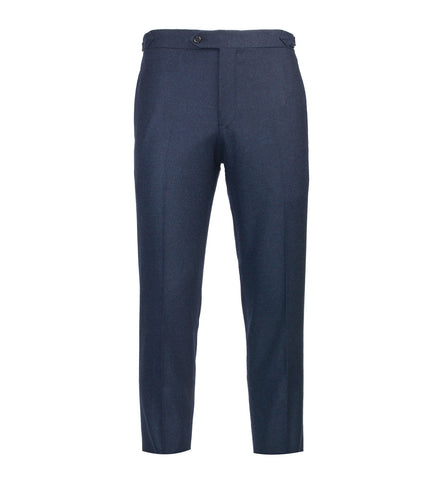 Connery Trouser - Navy Flannel