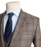 The Freeman Three Piece Suit - Plaid