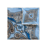 Sera Fine Silk- Capri Pocket Square