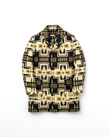 FSC x PENDLETON SHOP COAT - Harding Mix
