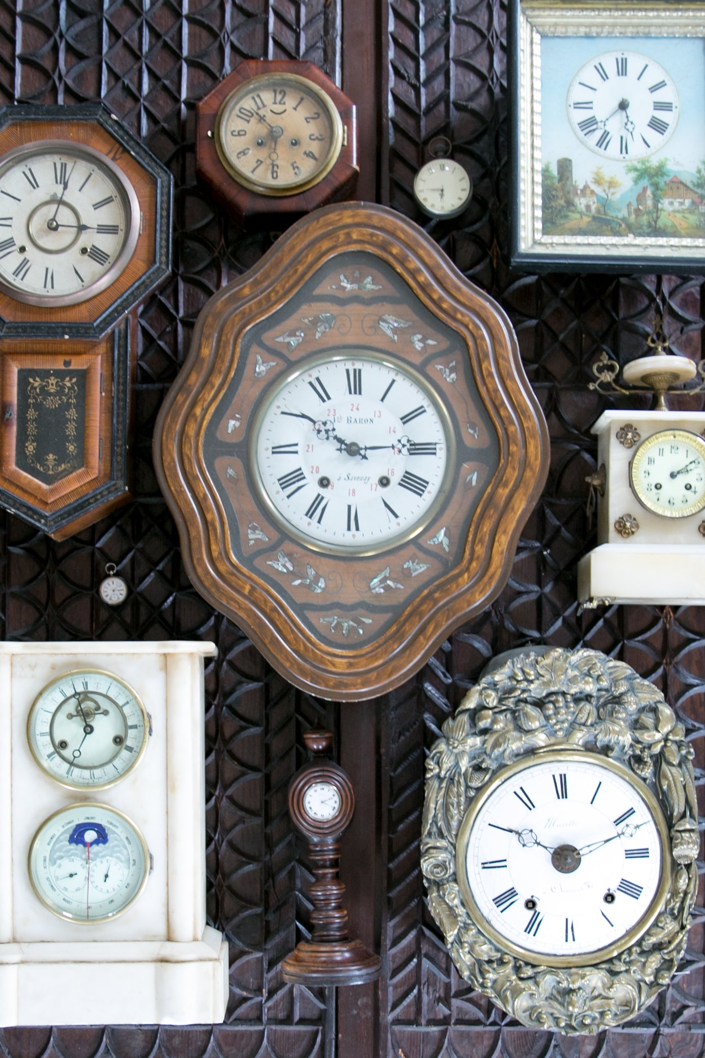 A Brief History of Clocks