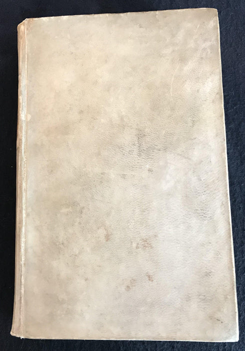 "1814 Vellum bound Lord Byron Book ""The Giaour"" to sell"