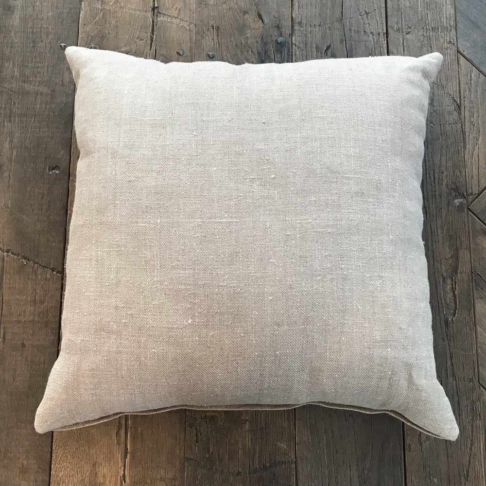 French Linen Pillow (new) for sale