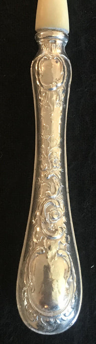 British Antique Sterling Silver Spoon