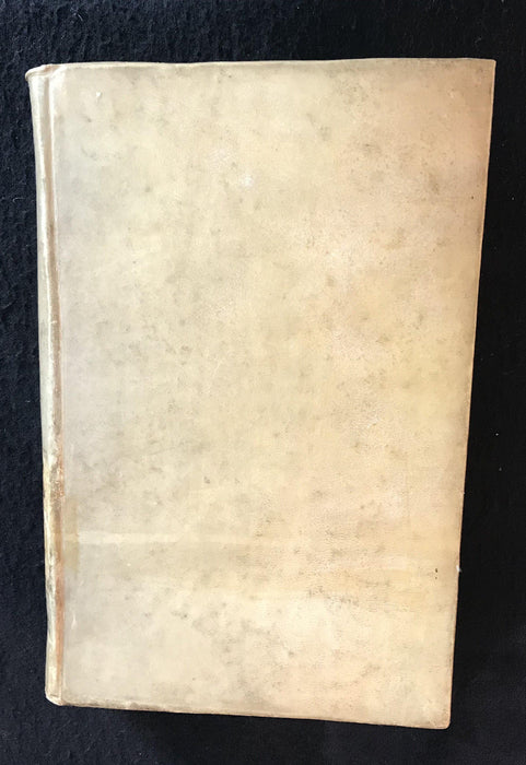 "1814 Vellum bound Lord Byron Book ""The Giaour"" antique rare"