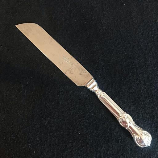 Silver knife Sheffield Atkinson Bros. British silverplate