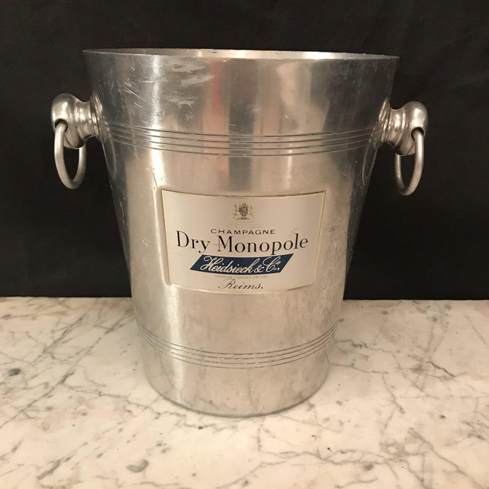 French Vintage Dry Monopole Champagne or Ice Bucket or Cooler