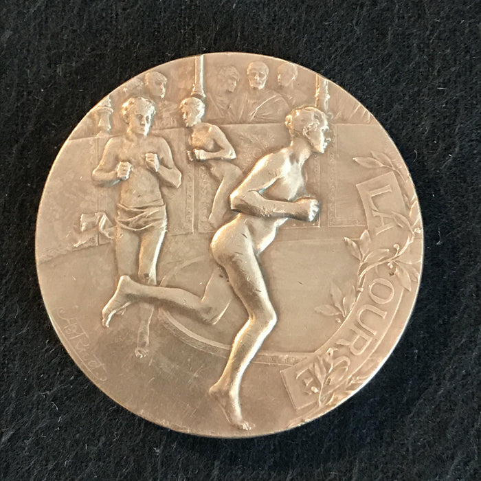 french medal la course CPA for sale