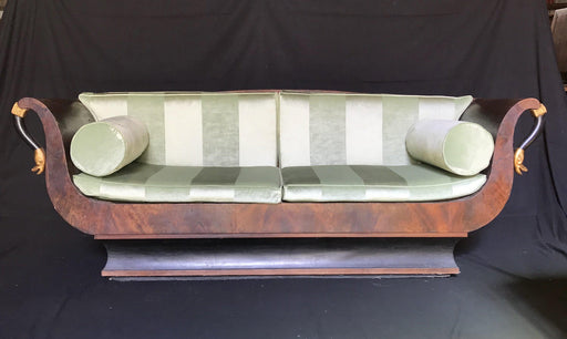 Antique French Empire Sofa
