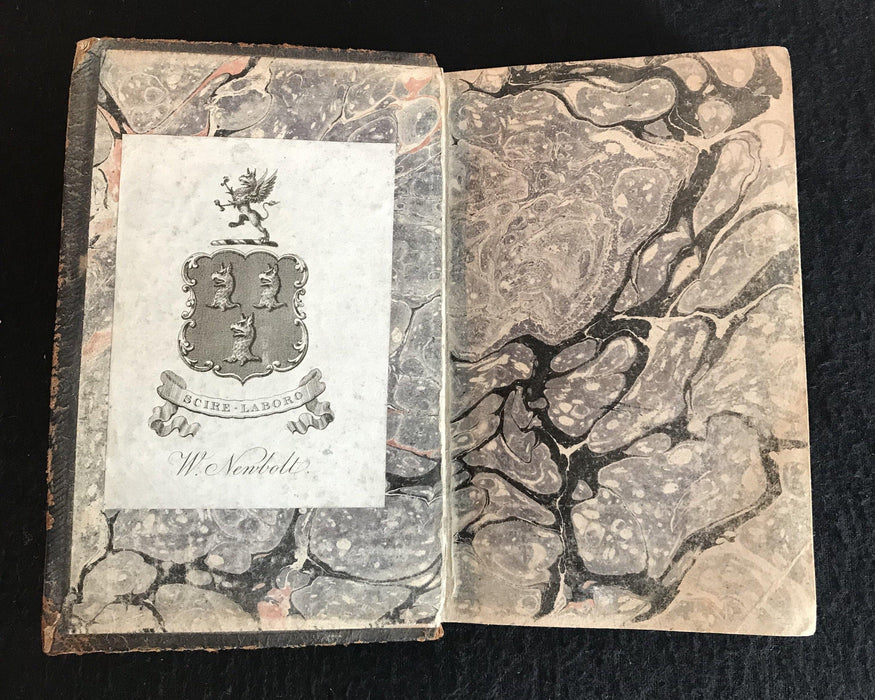 For sale: inside of book 1807 British Tom Jones Book