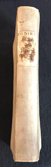 "1814 Vellum bound Lord Byron Book ""The Giaour"" British from England Antique"