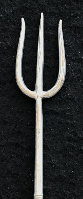 For sale: Silver Tall British Bread/Toast Fork