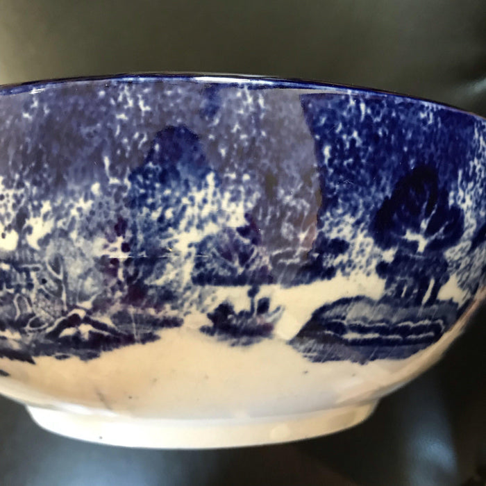 buy this Early British Blue and White Bowl!