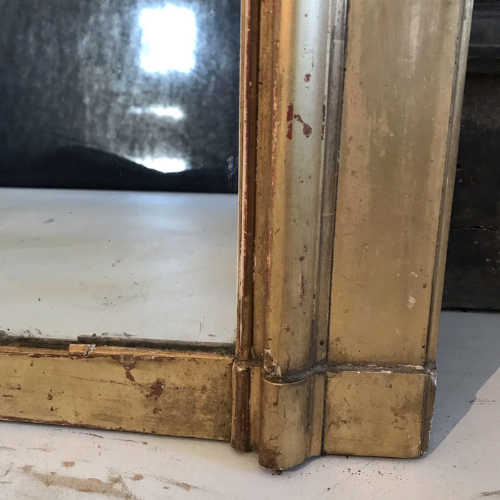 Antique French Gold Gilt Louis Philippe Mirror