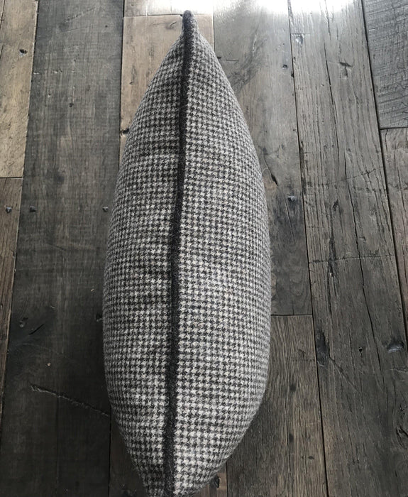 Designer pillow for sale houndstooth