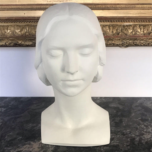 Female Bust Vintage