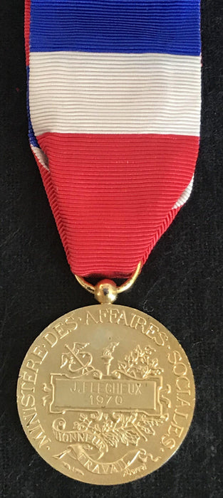 French Medal For Sale