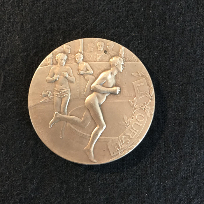 french medal la course racing club de france for sale