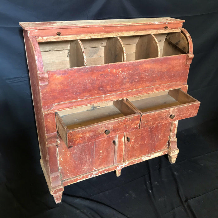 Early 19th Century Swedish Gustavian Cabinet Chest Commode