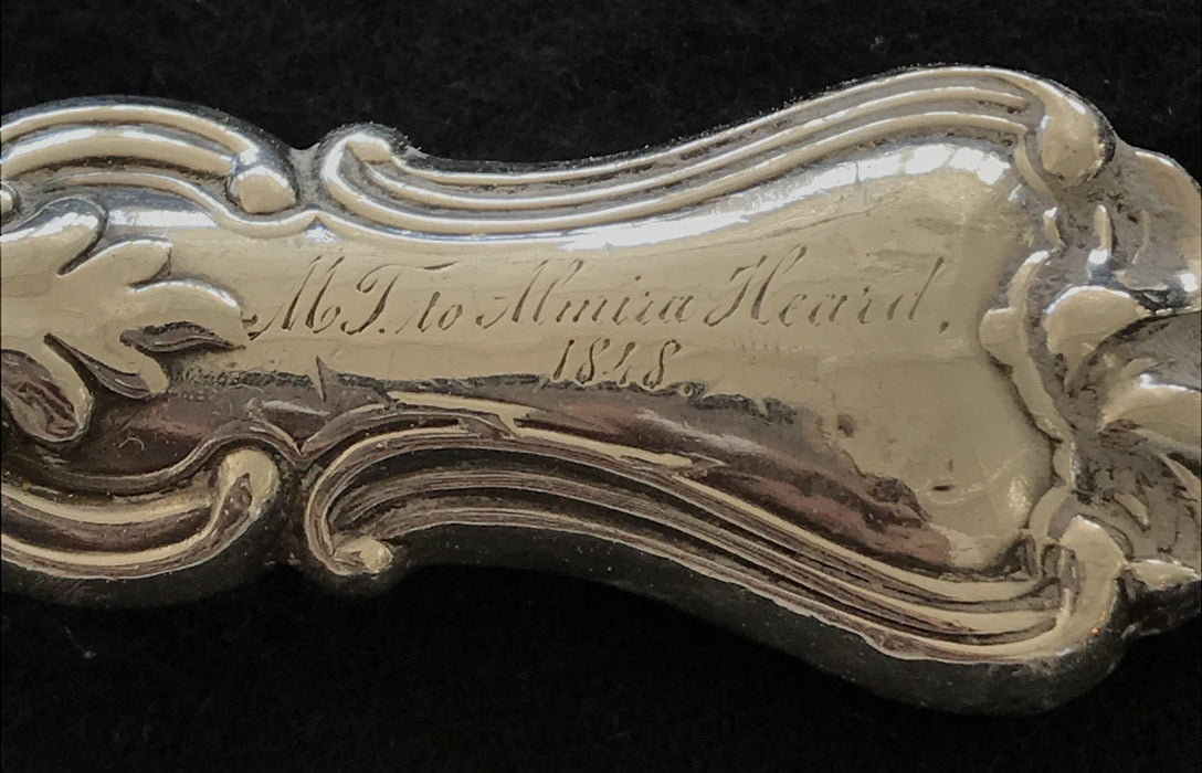 1848 British Harris and Stanwood Silver Pie Server to buy
