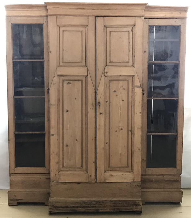 Margaret 19th Century Scottish Solicitors Cabinet/Armoire/Bookshelves for sale