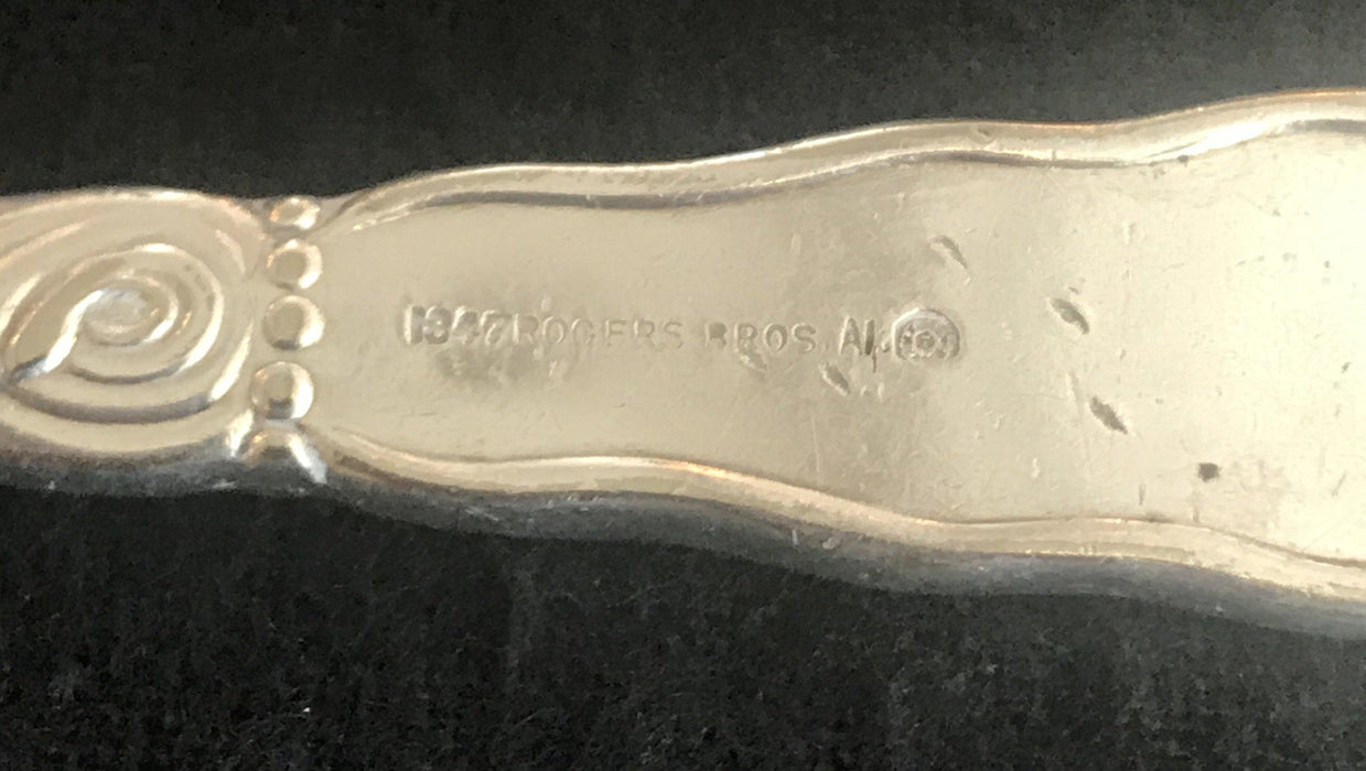 1847 British Rogers Bros. Knife antique for sale