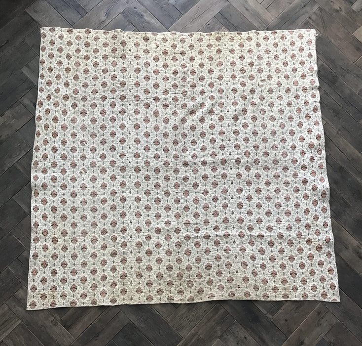 Two french quilts in one