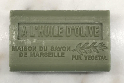 French Olive Oil Soap (Huile d'Olive) by Maison du Savon de Marseille for sale