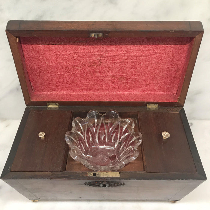 British Tea Box For Sale
