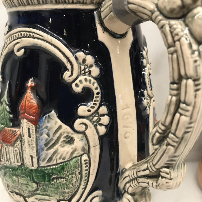 To Sell: Collection of German Steins (7)