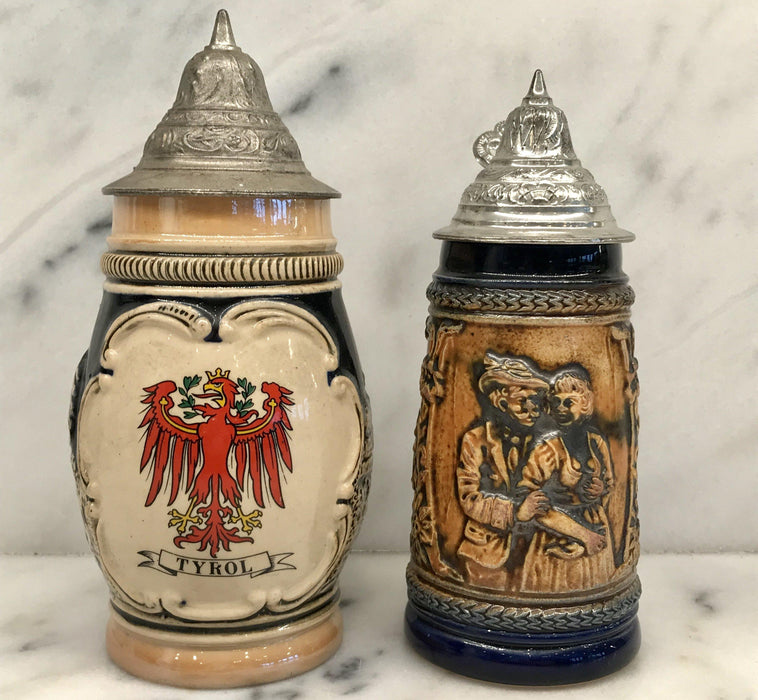 Unique German Steins
