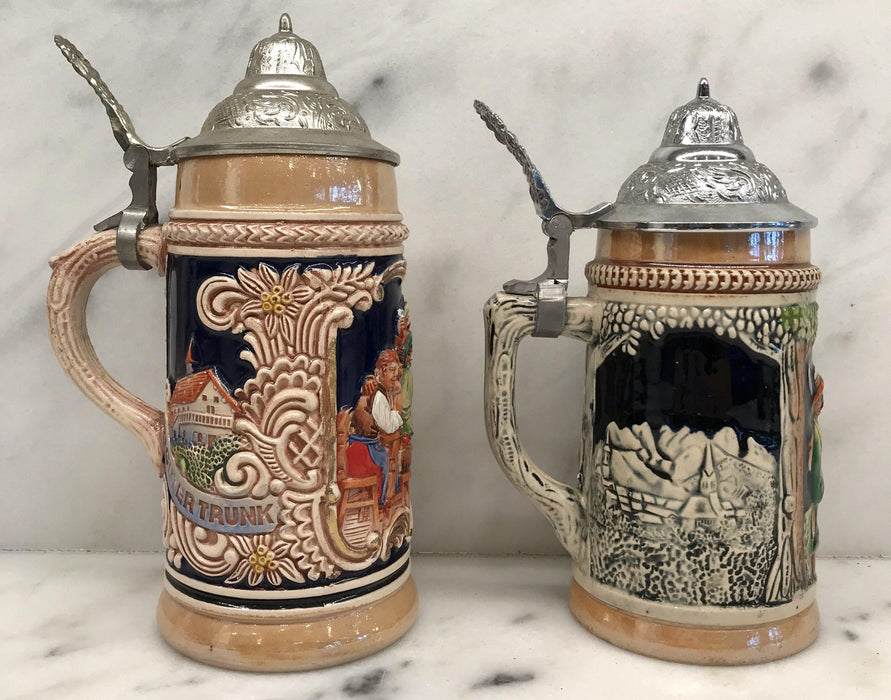 Collection of German Steins (7) Buy This