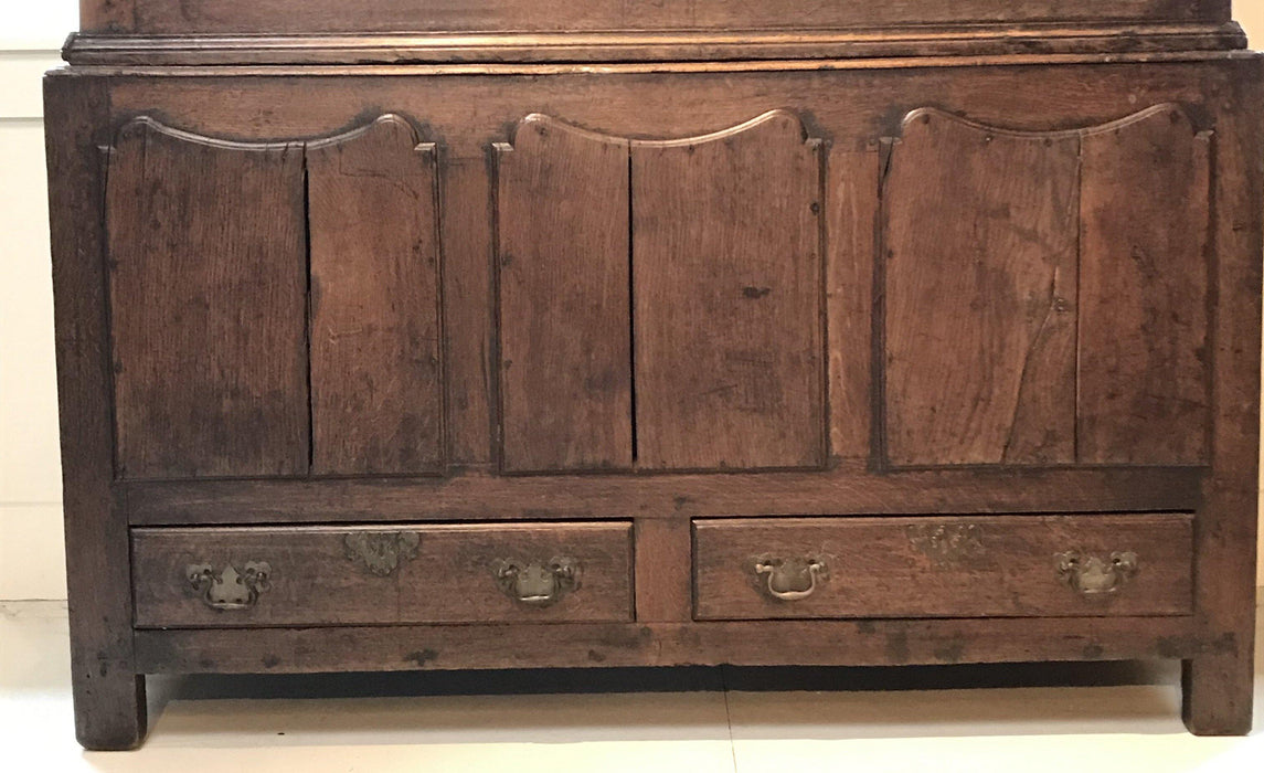 To Buy: 18th Century Early Oak Welsh Wardrobe/Armoire/Clothes Press/Housekeeper's Hanging Cupboard