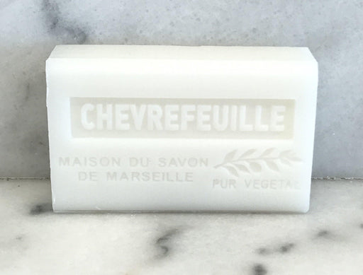 For sale: French Honeysuckle Blossom Soap (Chevrefeuille) by Maison du Savon de Marseille