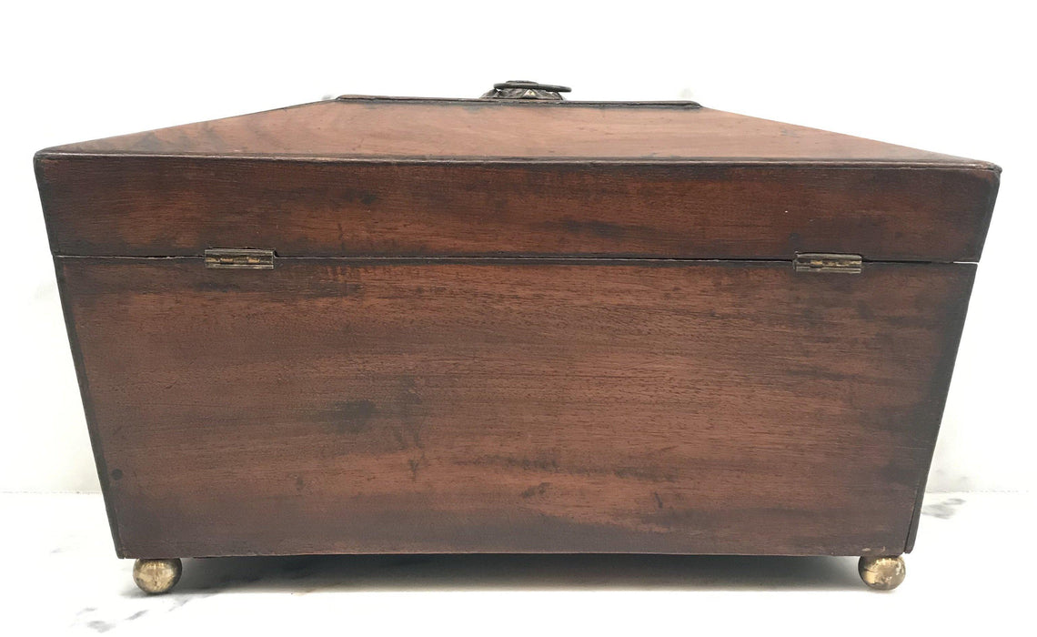 Antique Tea Box For Sale
