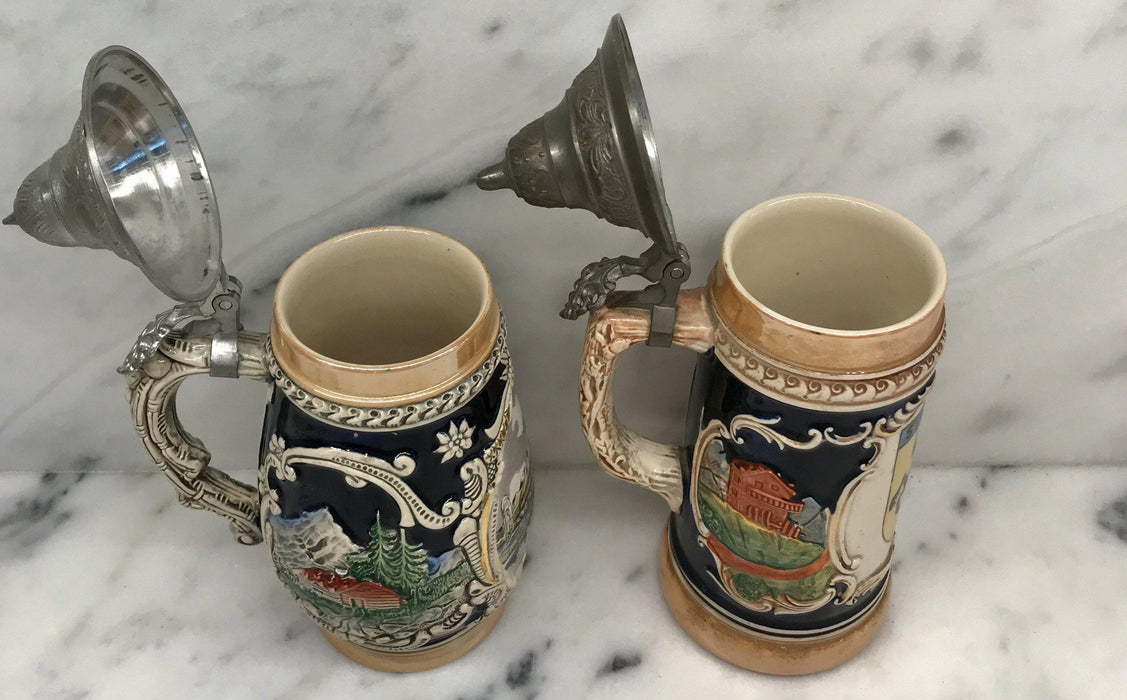 Collection of German Steins (7) To Buy