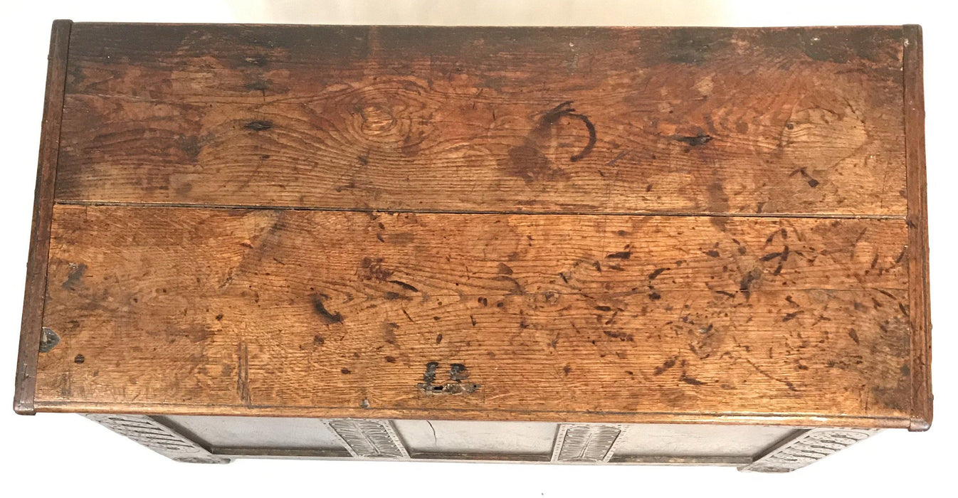 Early 18th Century British Coffer to buy