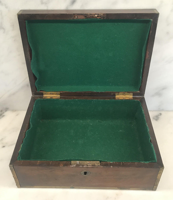 Antique British Box For Sale