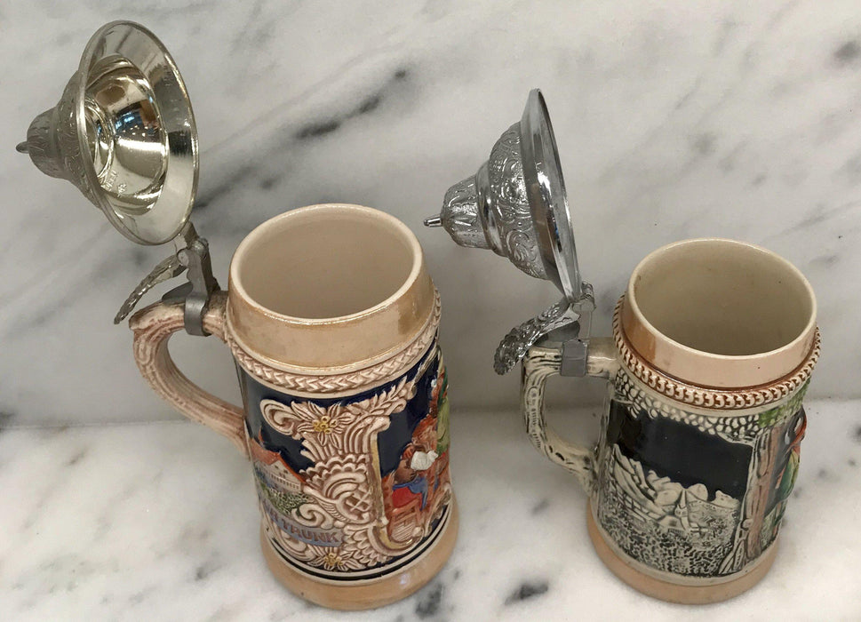 Unique Collection of German Steins (7)