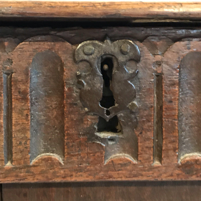 Buy this Early 18th Century British Coffer
