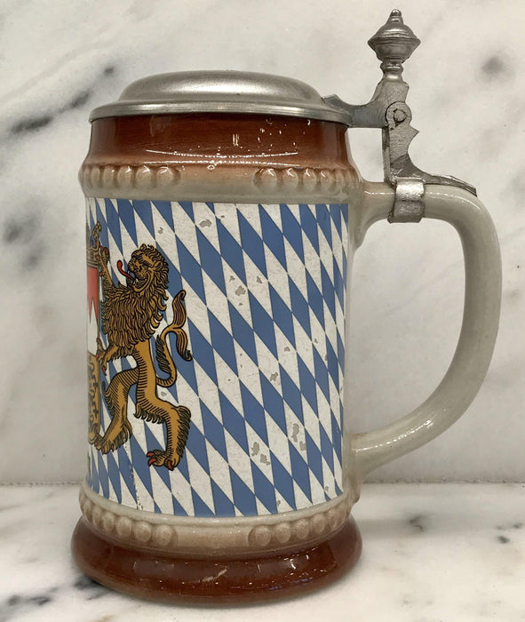 Beautiful Collection of German Steins